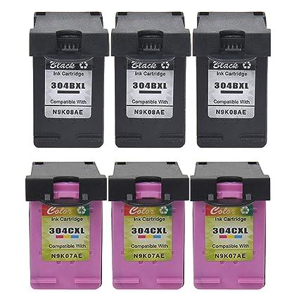 NineLeaf - Cartucho de Tinta Reciclado de Alta Capacidad para ...