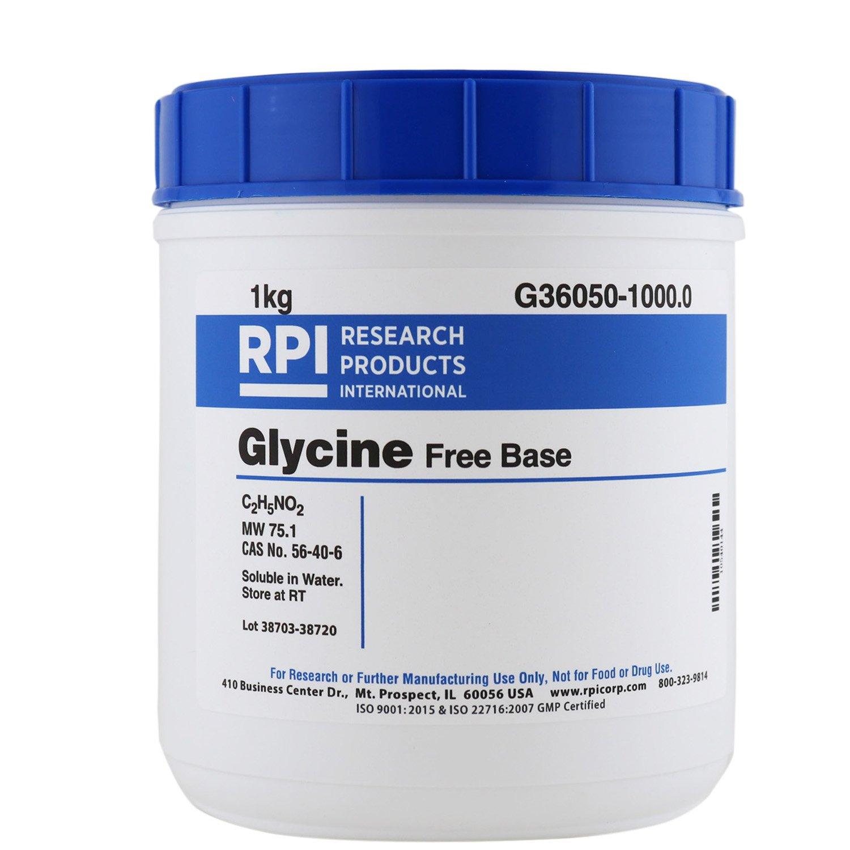 Glycine, Free Base, 1 Kilogram