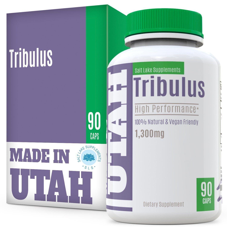 Amazon.com: Suplemento Dietario De Tribulus Terrestris - Anabólico Natural Que Aumenta La Testosterona Y La Masa Muscular - 90 Cápsulas: Health & Personal ...