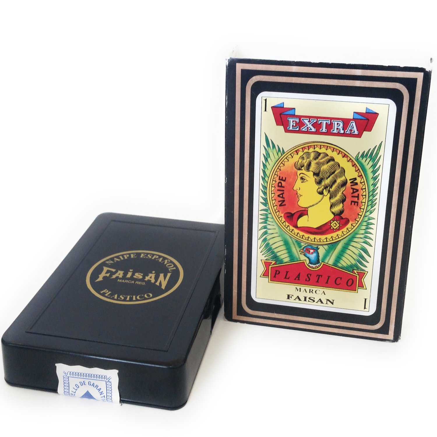 Amazon.com: Mexican Playing Cards Naipe Spanish Style Don ...
