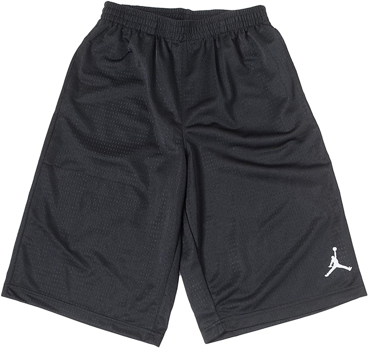 Nike Boys Air Jordan Mesh Athletic Basketball Shorts: Clothing