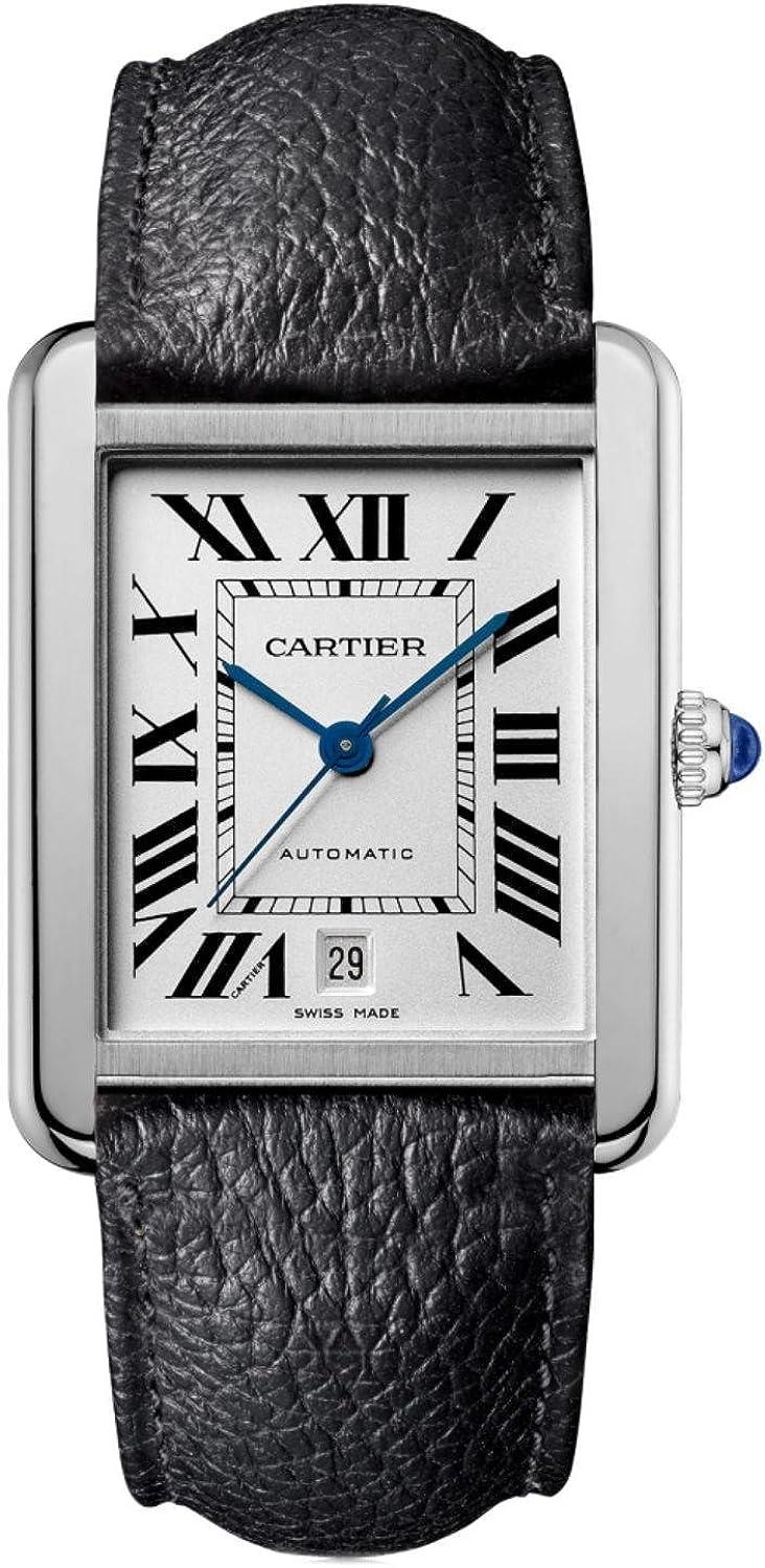 Cartier Tank Solo WSTA0029 - Reloj automático para Hombre