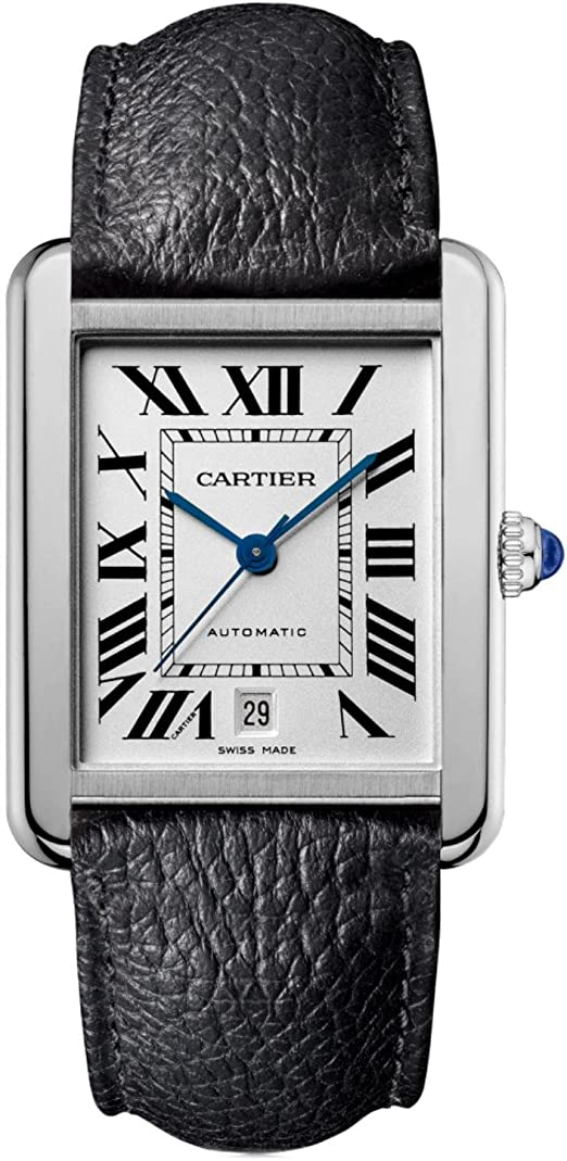 cartier mens automatic watches