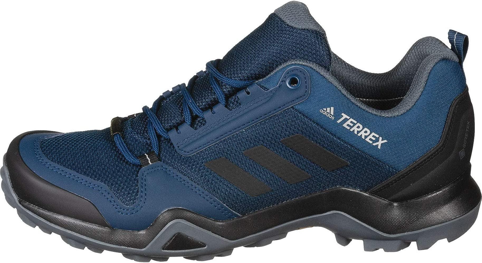 adidas Terrex AX3 Gore TEX Walking Shoes SS19 8.5 Blue