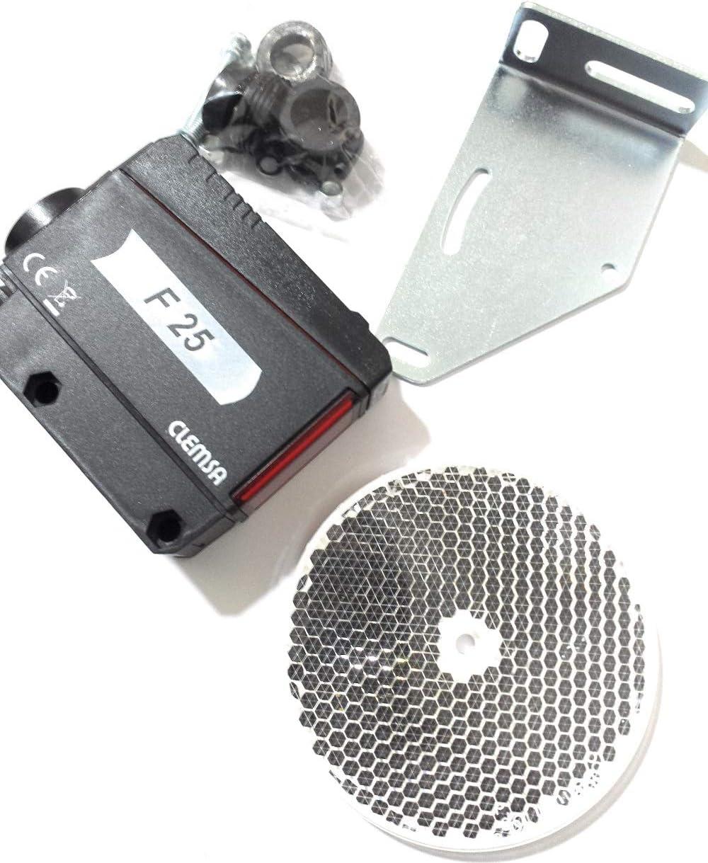 JFE SP fotocélula infrarroja exterior reflexiva de la fotocélula de Motorline Professional/Universal para cualquier tipo de puertas de garaje !!!