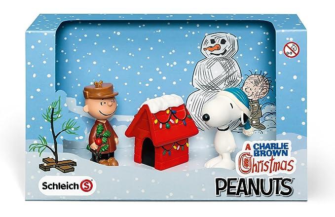 Schleich - 22017 - Figurine Bande Dessinée - Scenery Pack Noël