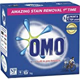 Omo Active Clean Laundry Washing Powder Front & Top Loader 2kg