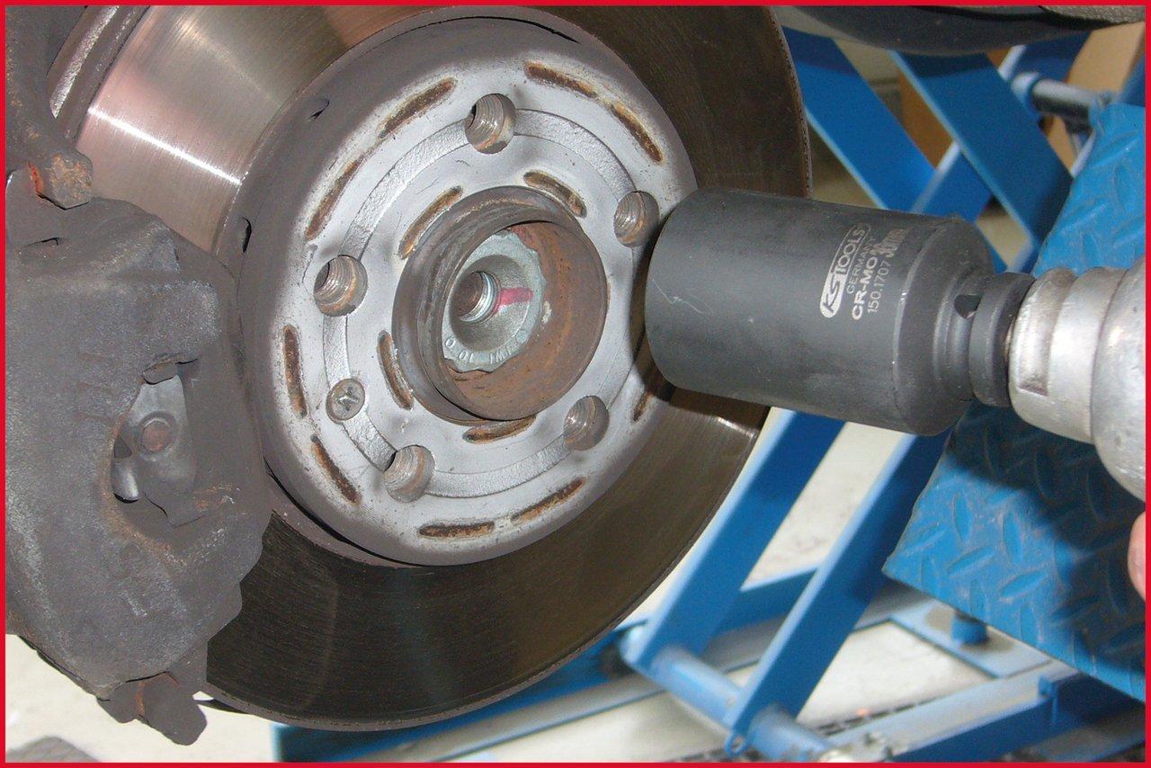 Douille /à chocs 12 pans 1//2 30 mm