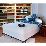 Night Therapy Memory Foam 8 Inch Mattress and BiFold Box Spring Set, Queen