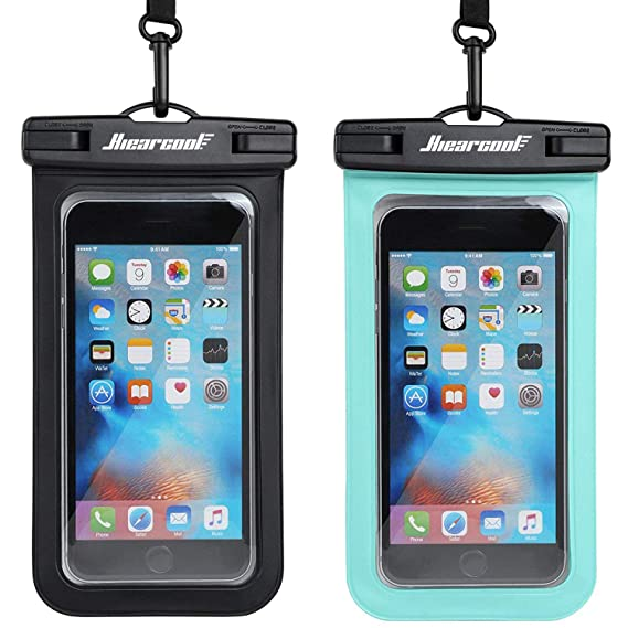 9f74685ba Universal Waterproof Case - Ansot IPX8 Waterproof Phone Pouch - Cellphone  Dry Bag for iPhone X