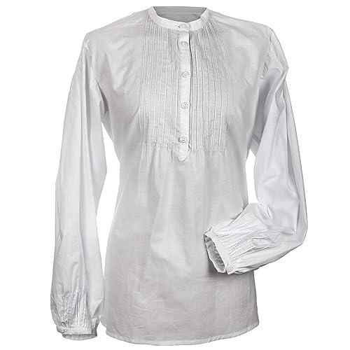 Camisa regional para mujer. Modelo Bergantiños.: Amazon.es ...