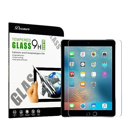 9 opinioni per iPad Mini 1/2/3 Pellicola Protettiva- DEENOR temperato vetro dello schermo della