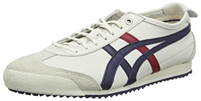 separation shoes 60cbe 946eb Amazon.com | ASICS Unisex Adults' Onitsuka Tiger Mexico 66 ...