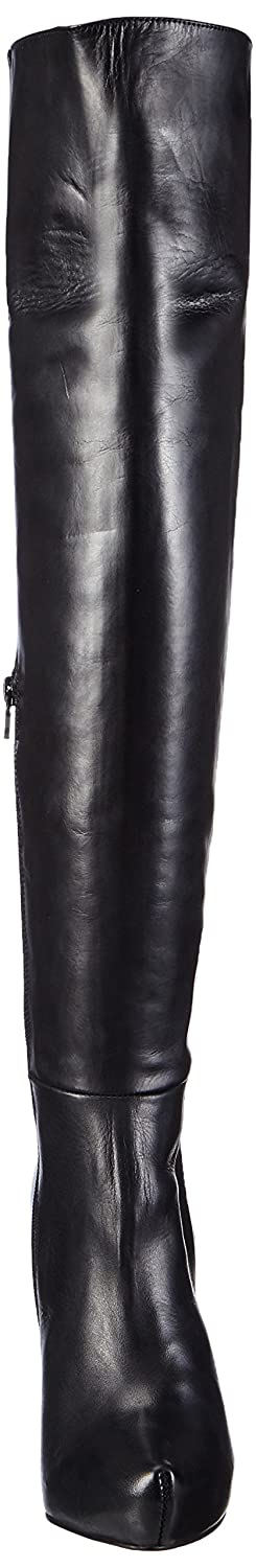 Buffalo London ES 30392 ANILINA Damen Over Knee Stiefel