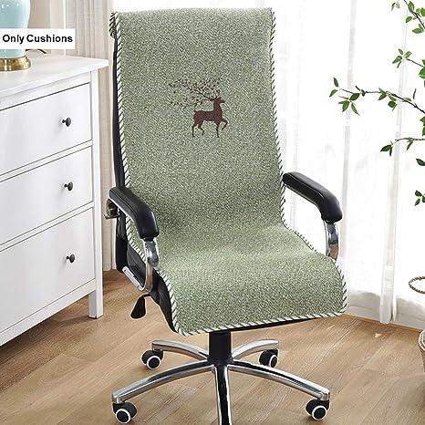 SXFYZCY Cojines para sillas mecedoras Adecuado para sillas ...