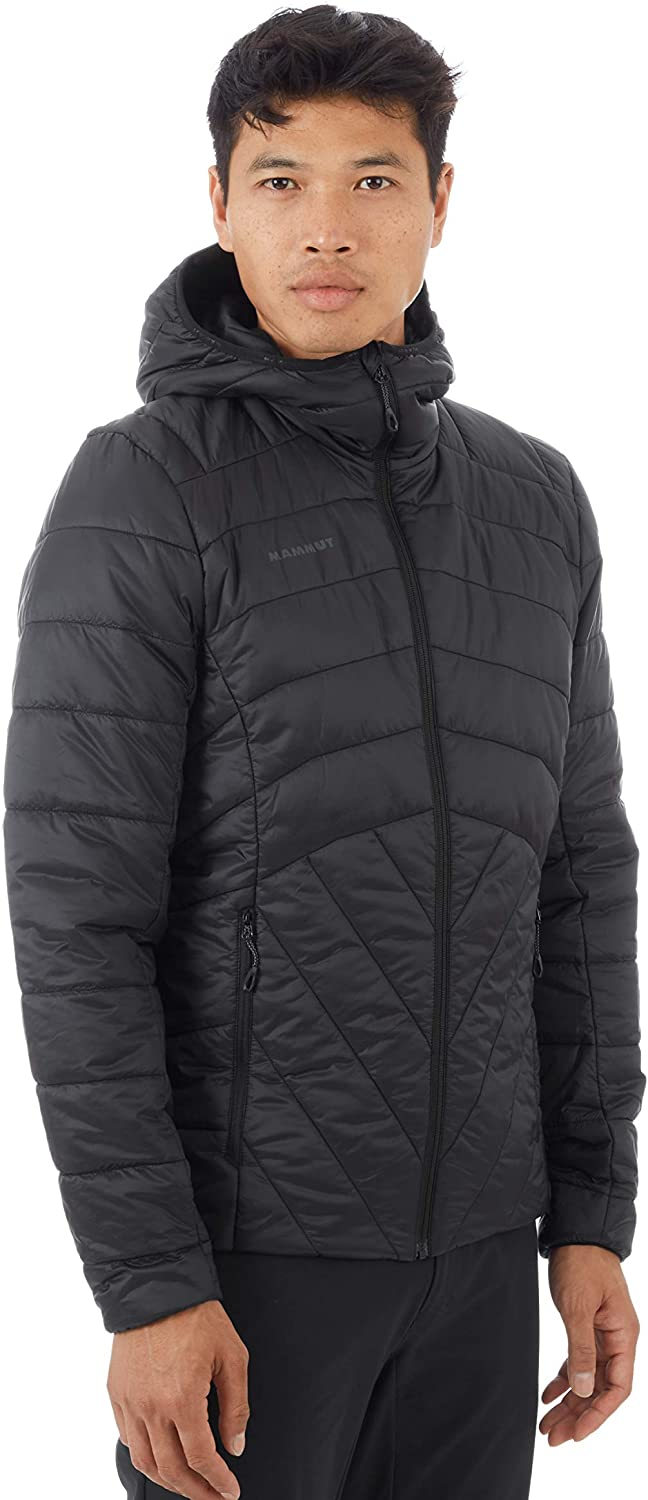 Mammut Mens Chaqueta Rime in Hooded Hombre Jacket