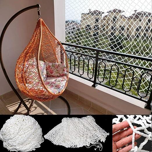 Capalta - Red de protección para Gatos, para balcón, 3 x 8 m ...