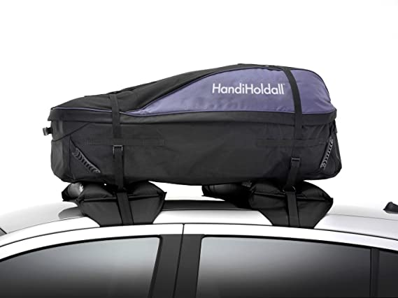 921d1fc913 HandiWorld HandiHoldall Roof Box - Black  Amazon.co.uk  Car   Motorbike