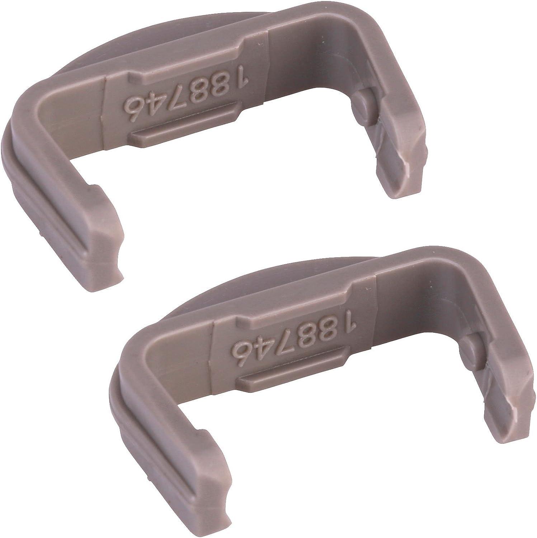 Lamon HJA8362 HJA8640 Dishwasher end rail cap