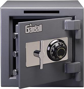 Gardall LCS1414-G-C - Caja de seguridad con cerradura mecánica (ligera), color gris: Amazon.es: Bricolaje y herramientas