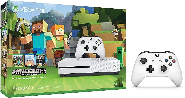 Console Xbox One S 9GB - Edição Minecraft: Amazon.com.br: Games