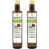 Meavita Aceite Meavita Mct, Paquete De 2 (2X