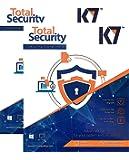 K7 Total Security - 2 PC, 1 Year(CD) [windows_10,windows_8_1,windows_8,windows_7,windows_vista,windows_xp]