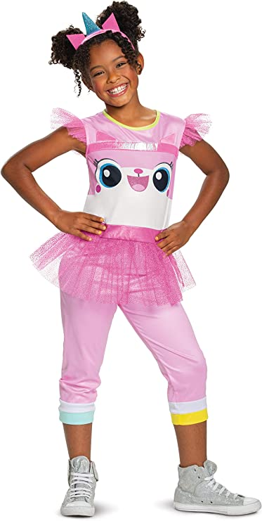 LEGO- Classic Unikitty Disfraz, Color rosa, medium (Disguise ...