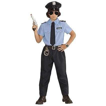 Kinder Polizei KellePolizei HandkellePolizei Kinder Kostüm Accessoire