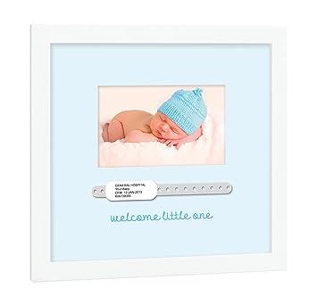 Amazon.com : Tiny Ideas Baby\'s Hospital Keepsake Photo Frame ...