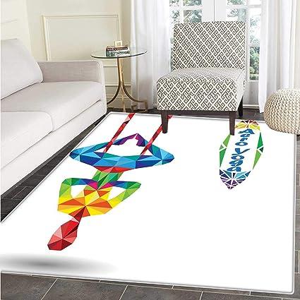 Amazon.com: Yoga Rugs for Bedroom Aerial Aero Anti-Gravity ...