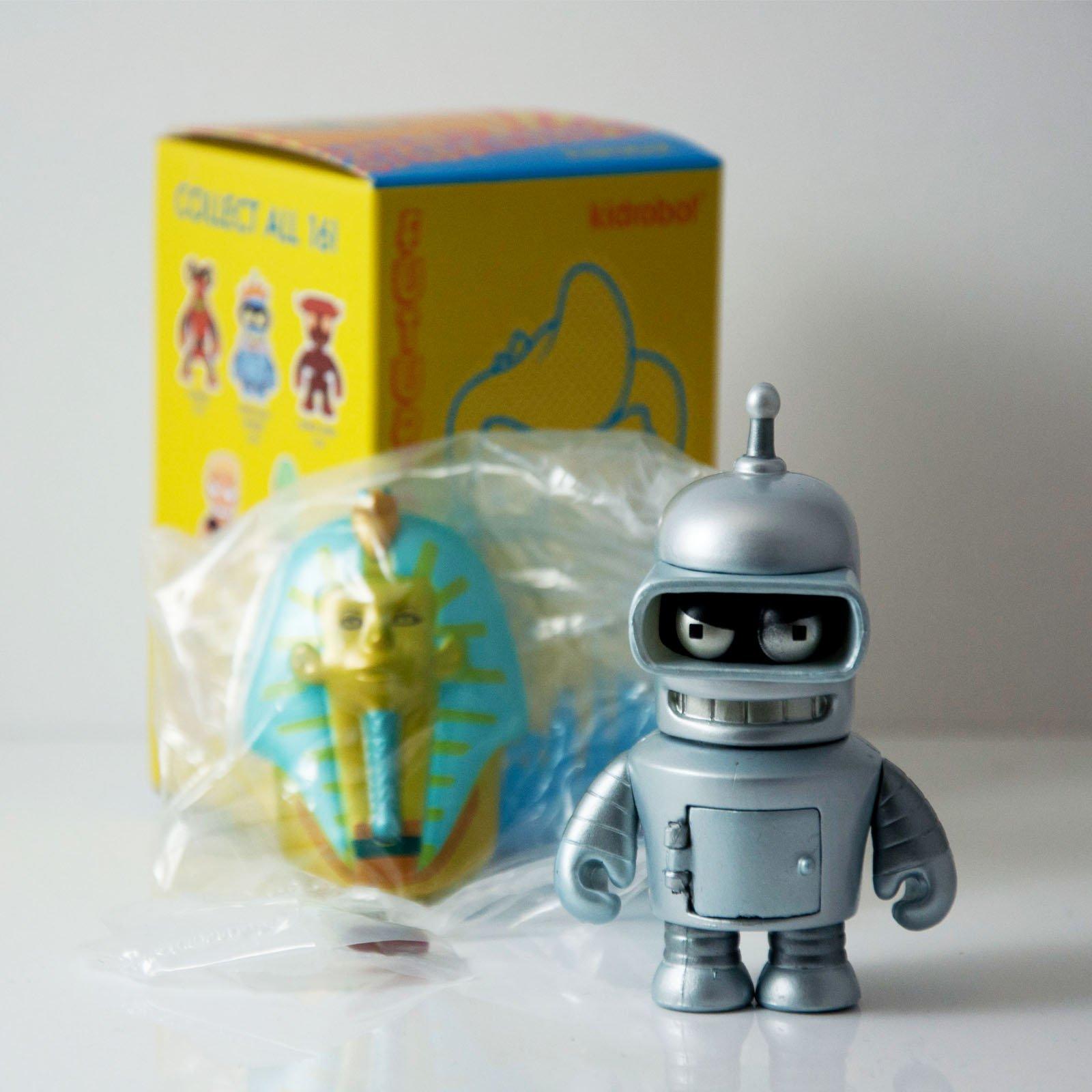 Bender Futurama Universe X Mini Series by Kidrobot