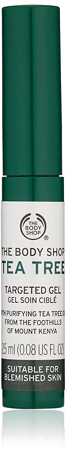 The Body Shop Tea Tree Oil Gel, 2.5ml The Body Shop Canada 1091441