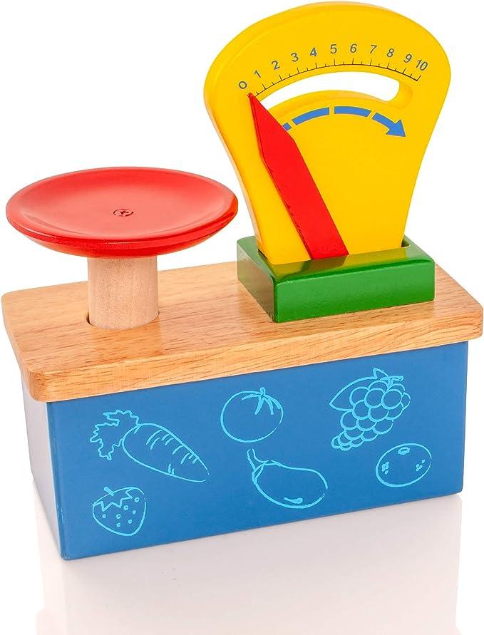 Bigjigs Toys Bilancia