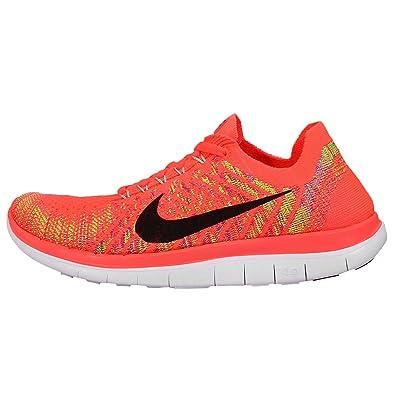 296674189fcb ... new zealand nike free 4.0 flyknit womens running shoes 717076 800 size  6 uk e8d5f 57a43
