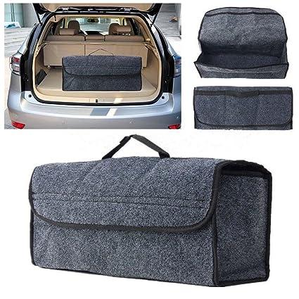Aomaso – Organizador para maletero de coche, bolsa grande para la compra