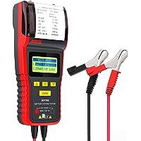 ANCEL BST500 Comprobador de baterías Digital, Profesional, 12V/24V