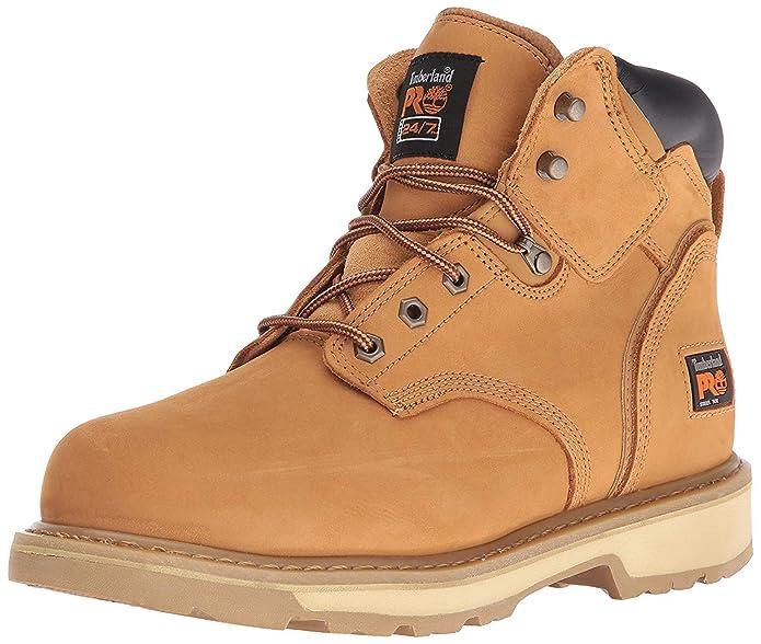 Timberland PRO Men's Pitboss Steel-Toe Boot