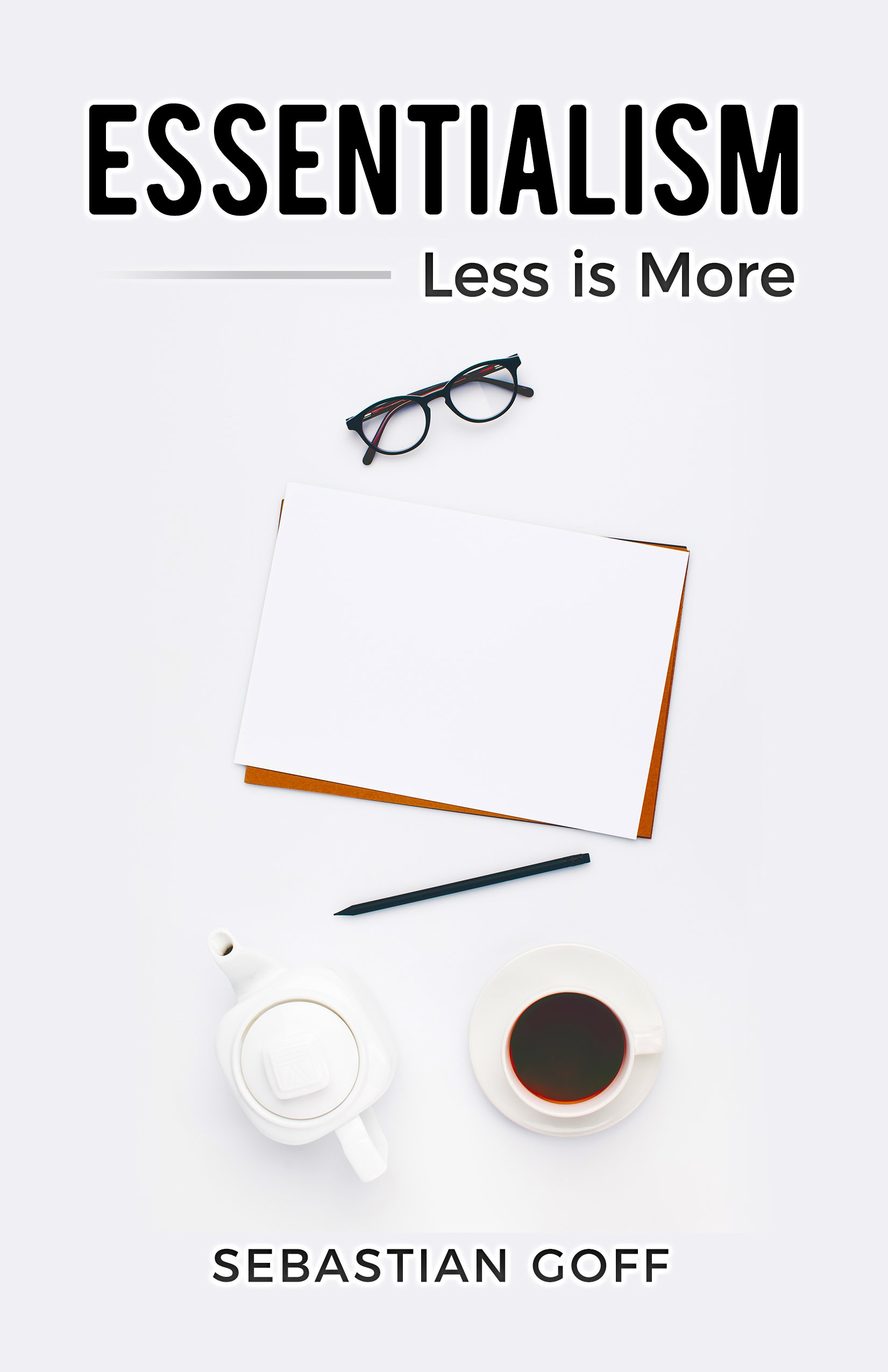 Essentialism  Less Is More  English Edition