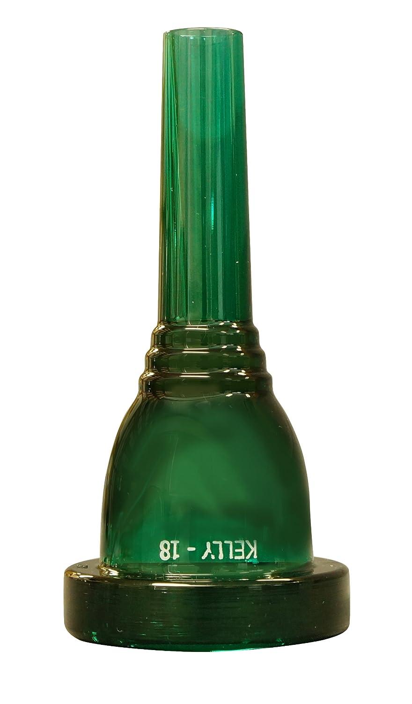 ケリー テューバマウスピース 18 ケリー トゥルーブルー crystal B00YTLI6B6 crystal green crystal 18 green, メイワマチ:f89df600 --- sharoshka.org