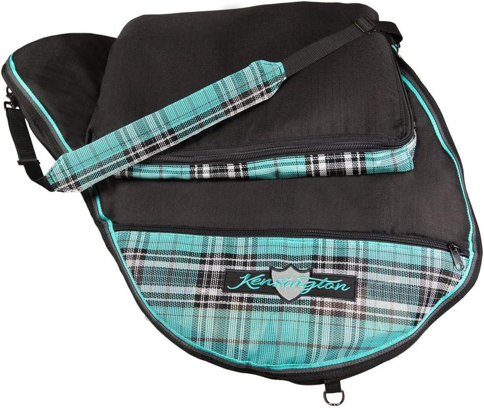 Kensington All-Purpose Saddle Cover — Waterproof Saddle Cover Large Enough for 2 Saddles — 54