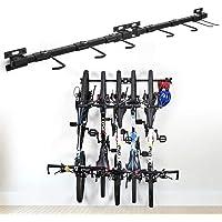 Soporte para bicicletas Plegable de montaje directo Soporte