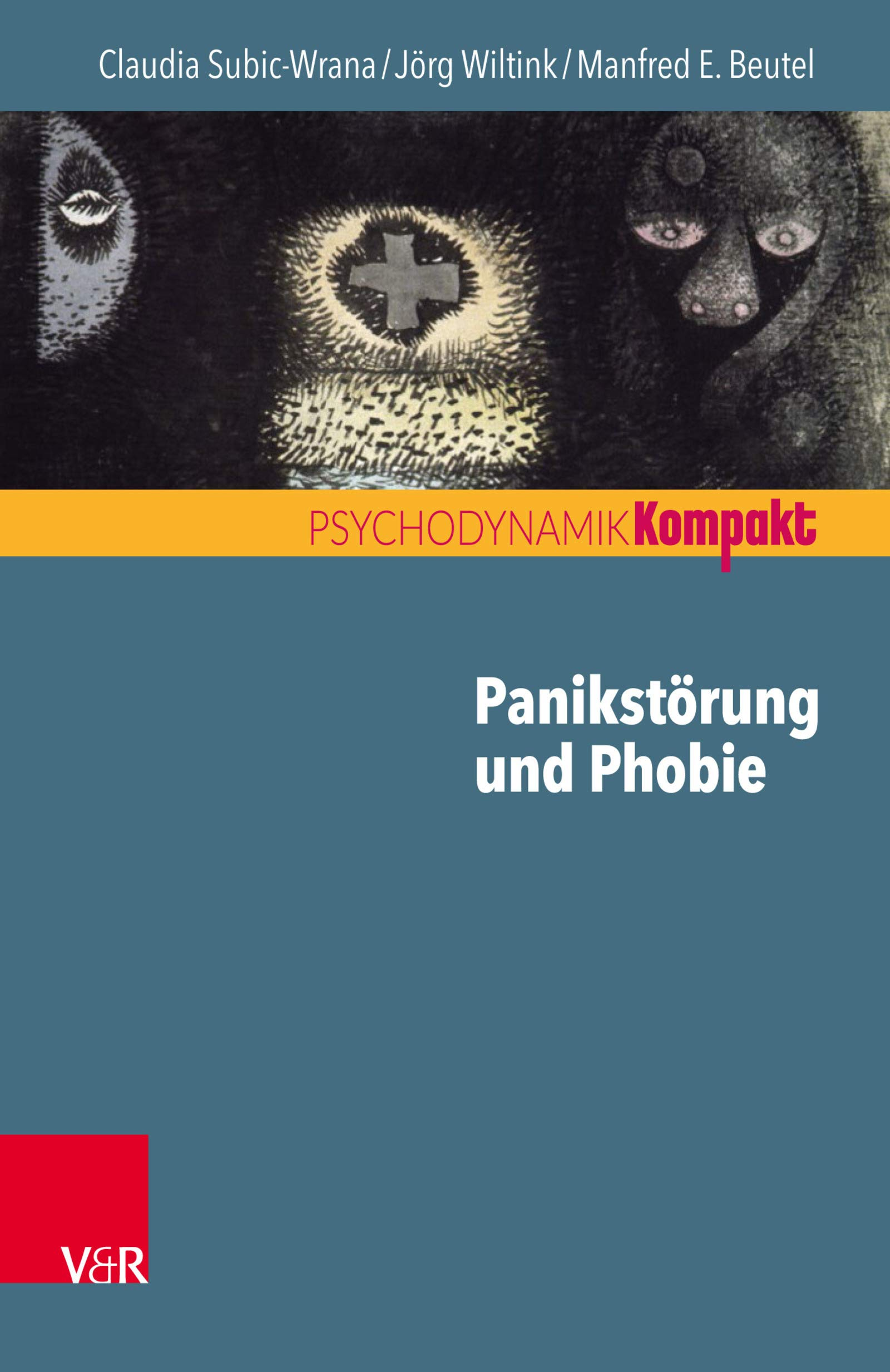 Panikstörung Und Phobie  Psychodynamik Kompakt