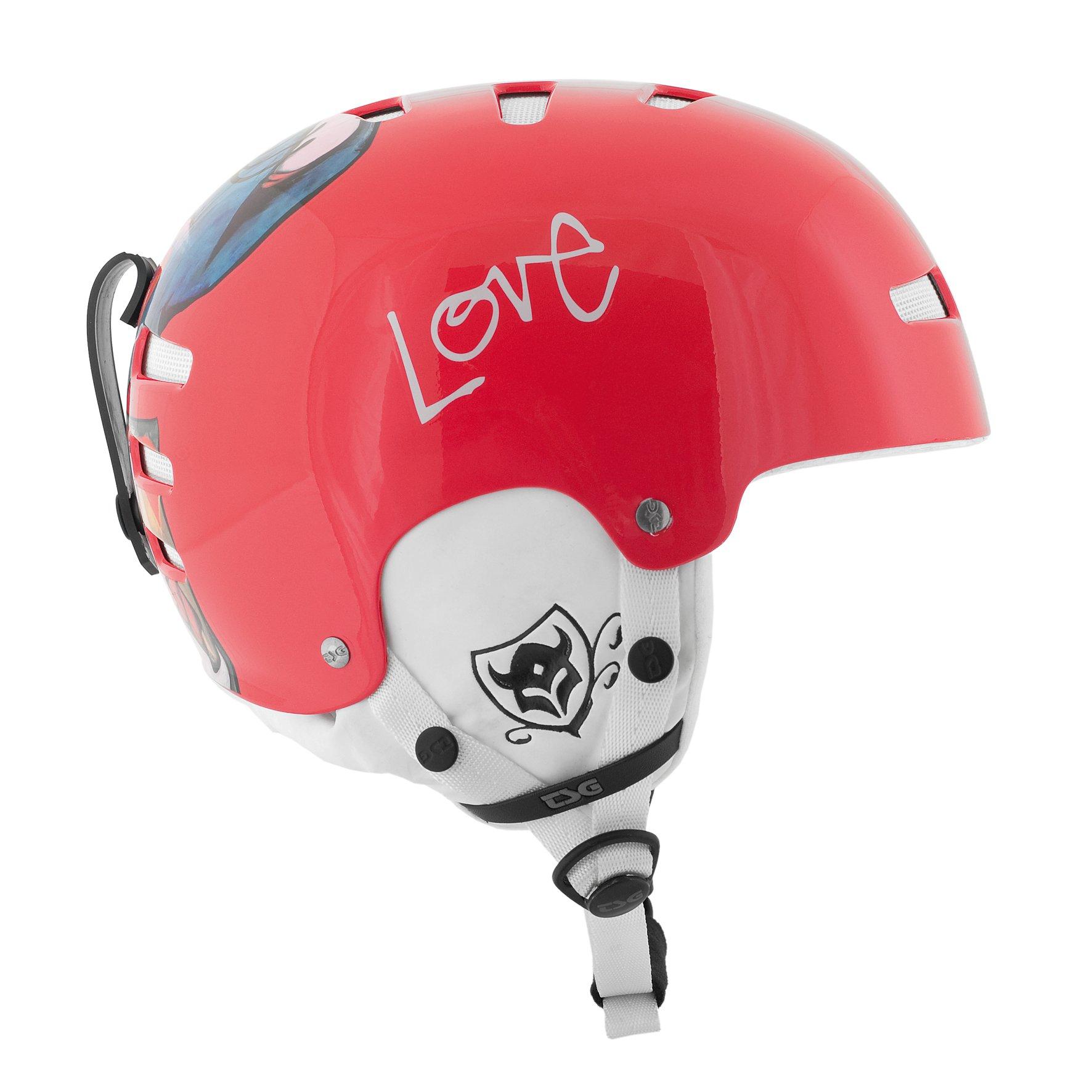 TSG Lotus Art Design Karlee Mackie Helmet