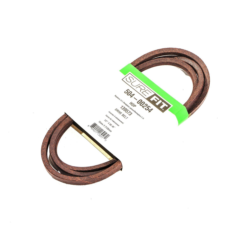 Husqvarna Replacement 1//2 x 83.46 Drive Belt Craftsman 139573