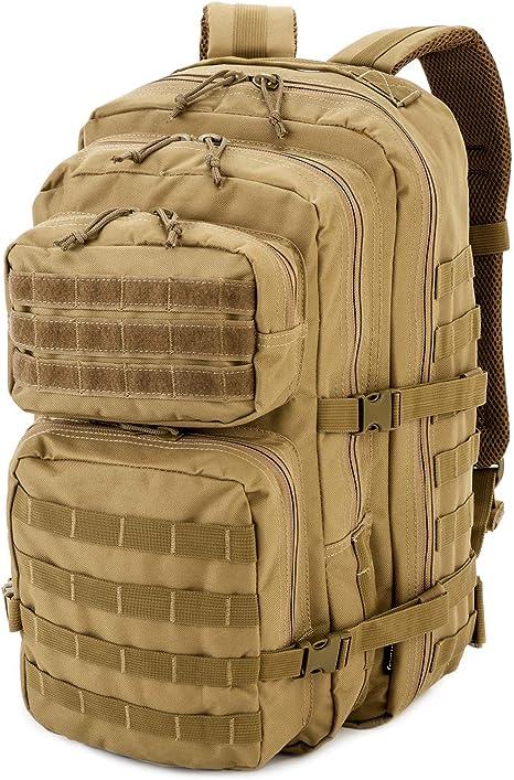 Zaino militare da assalto in stile US Army da 50/litri