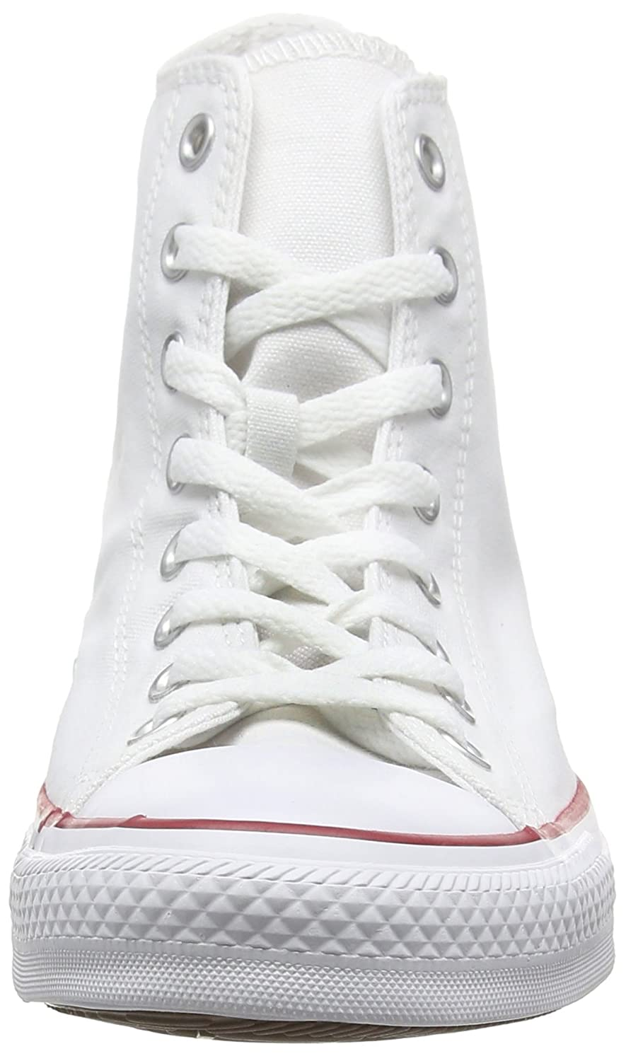 Converse Chuck Taylor All Star Canvas High Top Sneaker B000B2KPH0 3.5 US Men/5.5 US Women|Optical White
