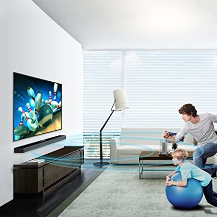 Smart TV Soundbar TV Audio Echo Wand Heim Wohnzimmer Theater ...