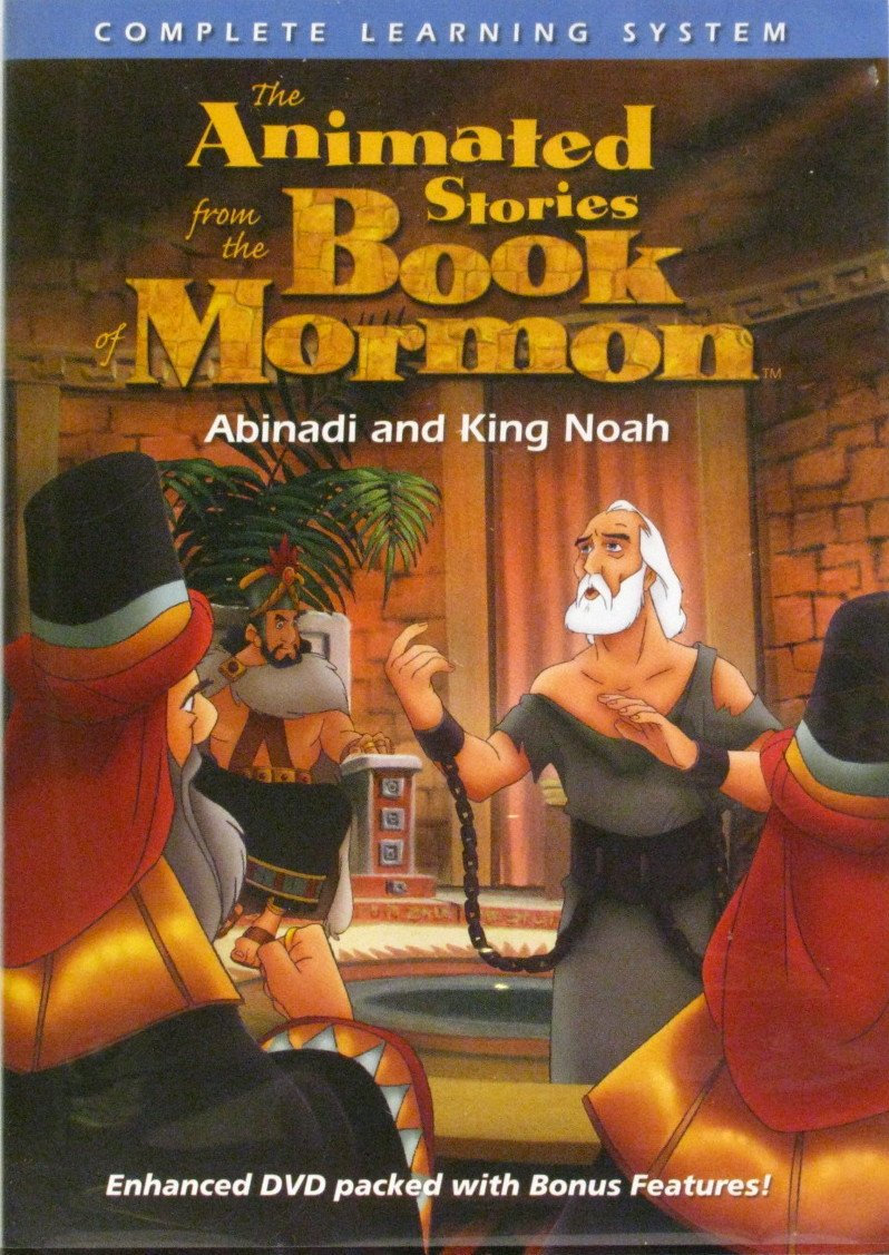 Amazon The Animated Stories From Book Of Mormon