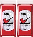 柘製作所(tsuge) ツゲ モールクリーナー Bタイプ [50本入り] #70210 ×2パック